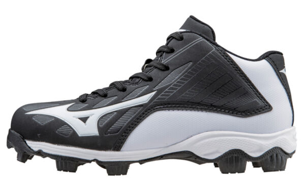 afa9f0e82 Mizuno 9-spike Advanced Franchise 8 Mid Youth Baseball Cleat 320506 5 for  sale online