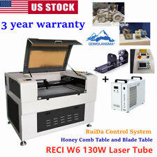 51 X 35 Reci 130w Co2 Laser Cutter Electric Lifting Worktable Auto Focus Fda