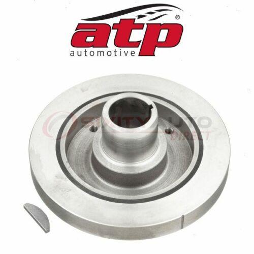 ATP 102037 Engine Harmonic Balancer for 477682 6005320 V1103 P-GM455 fe