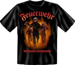 Feuerwehr-wir-machen-Hausbesuche-Fun-T-Shirt-Groessen-S-M-L-XL-XXL