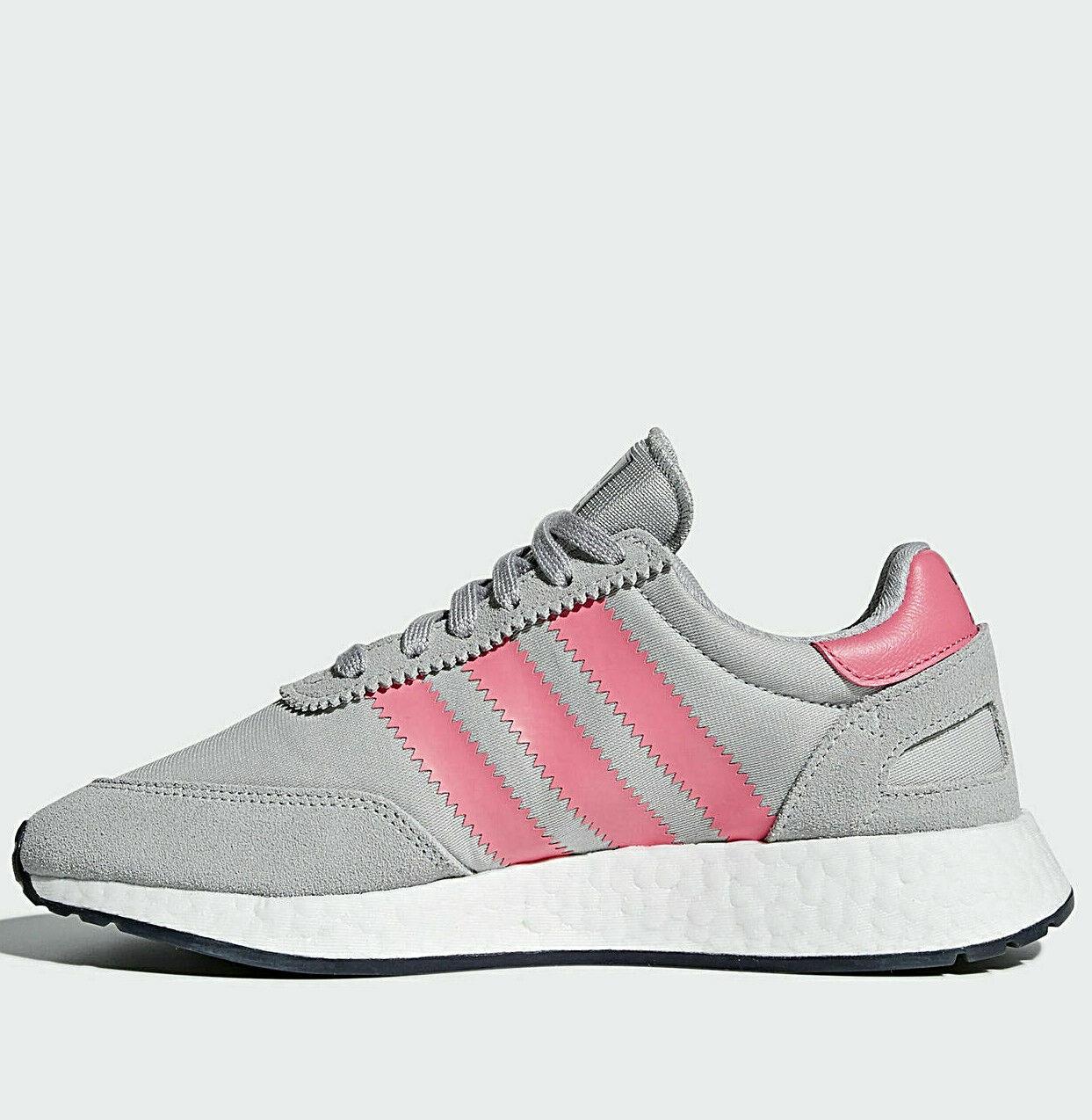 Adidas I-5923 Women's ® ( Size UK 5 EUR 38 ) Grey   Pink NEW Latest