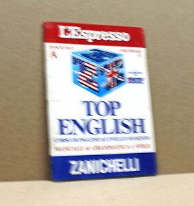 TOP-ENGLISH-corso-di-inglese-Fascicolo-A-grammar-I