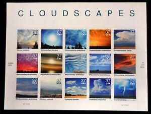 US Commemorative stamps - Cloudscapes