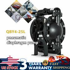 Air Operated Double Diaphragm Pump Heavy Duty Pneumatic Diaphragm Transfer Pump