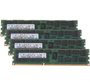 For-Samsung-16GB-4X-4GB-DDR3-1333MHZ-2RX4-PC3-10600R-ECC-Server-Reg-DIMM-RAM-4G