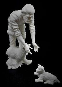 Boehm Porcelaine Nativité Sculpture Figurine Boehm Porcelaine Nativité Sculpture Figurine