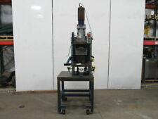 Hydraulic Guided C Frame Press Withcontrols 8 Stroke 6 Throat 12 Opening