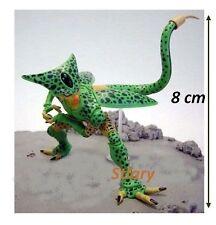 RARE figurine CELL gashapon dragon ball z dbz figure hg 4 figura KAI plus