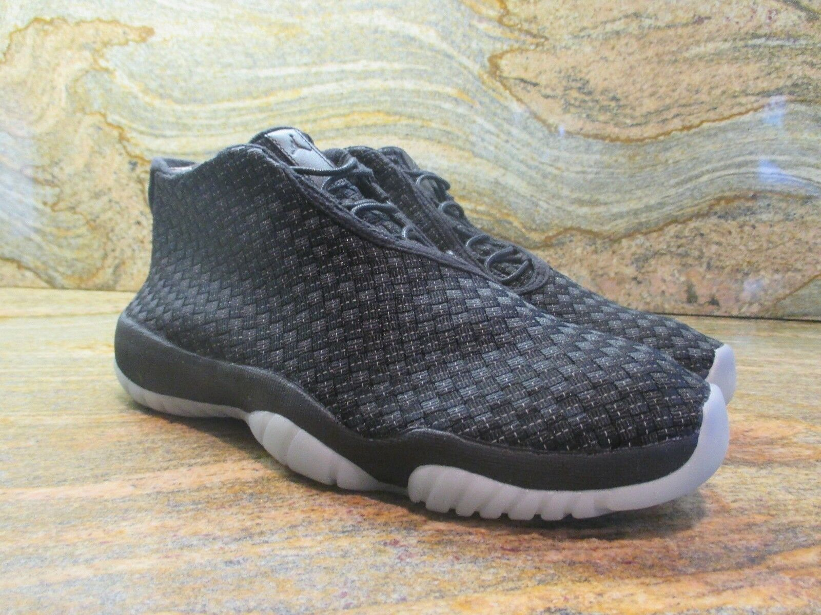 separation shoes 88658 dfa3f ... Nike Air Jordan Future Premium Premium Premium Promo Sample SZ 9 Black  3M Glow GID OG ...