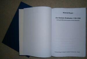 2019 Neuestes Design Bogon, Die Goslarer Brakteaten 1150-1290 - Buchausgabe GroßE Sorten