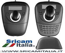 PTZ Controller 3D SriItalia PTZ-R4 Telecamera RS485 e RS422