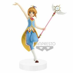 Card-Captor-Sakura-Clear-Card-EXQ-Figure-Sakura-Kinomoto-Banpresto-Japan-import