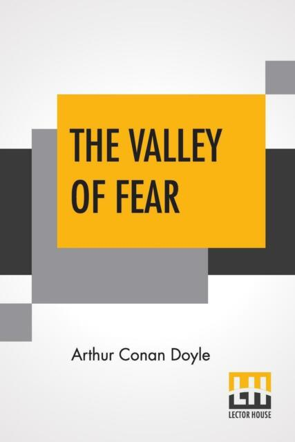 The Valley Of Fear von Arthur Conan Doyle (Taschenbuch)