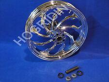 PM torque rear wheel rim Harley Davidson softail flst fxst night train springer