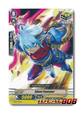 Cardfight Vanguard  x 4 Silent Punisher - TD05/015EN - TD (common ver.) Mint