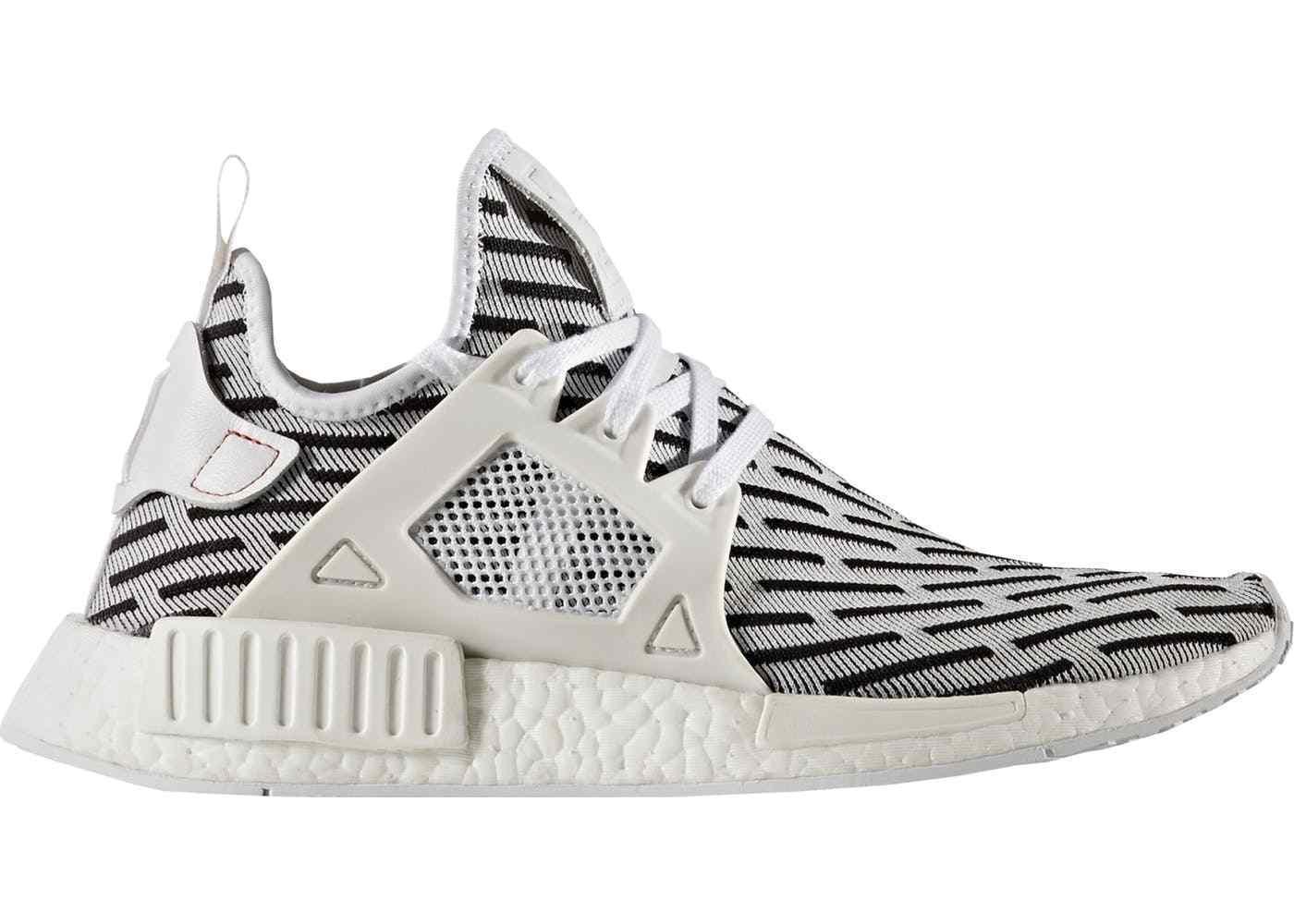 Adidas bb2911 nmd_xr1 PK primeknit Nomad Zebra blanco / negro bb2911 Adidas Talla 8 - 13 82ad6b