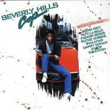 BEVERLY HILLS COP SOUNDTRACK CD NEUWARE!