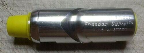 "Similar to Chicago Pneumatic. 1//4/"" air hose fitting Gripnail #47001 Swivel 360"