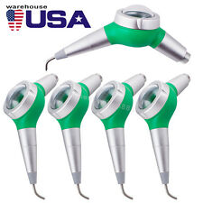 5* Dental Air Flow Tooth Polishing Polisher Handpiece Hygiene Prophy Jet 2 Hole