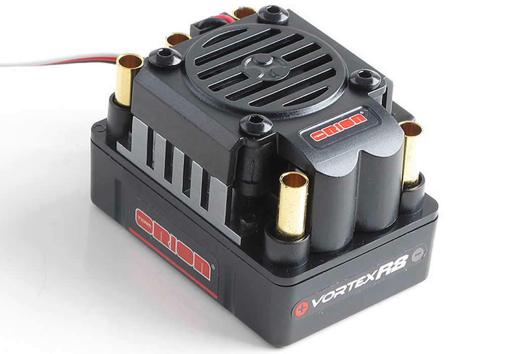 Kyosho Team Orion r8 one brushless regulador 3-6s lipo 150a waterproof kse ®