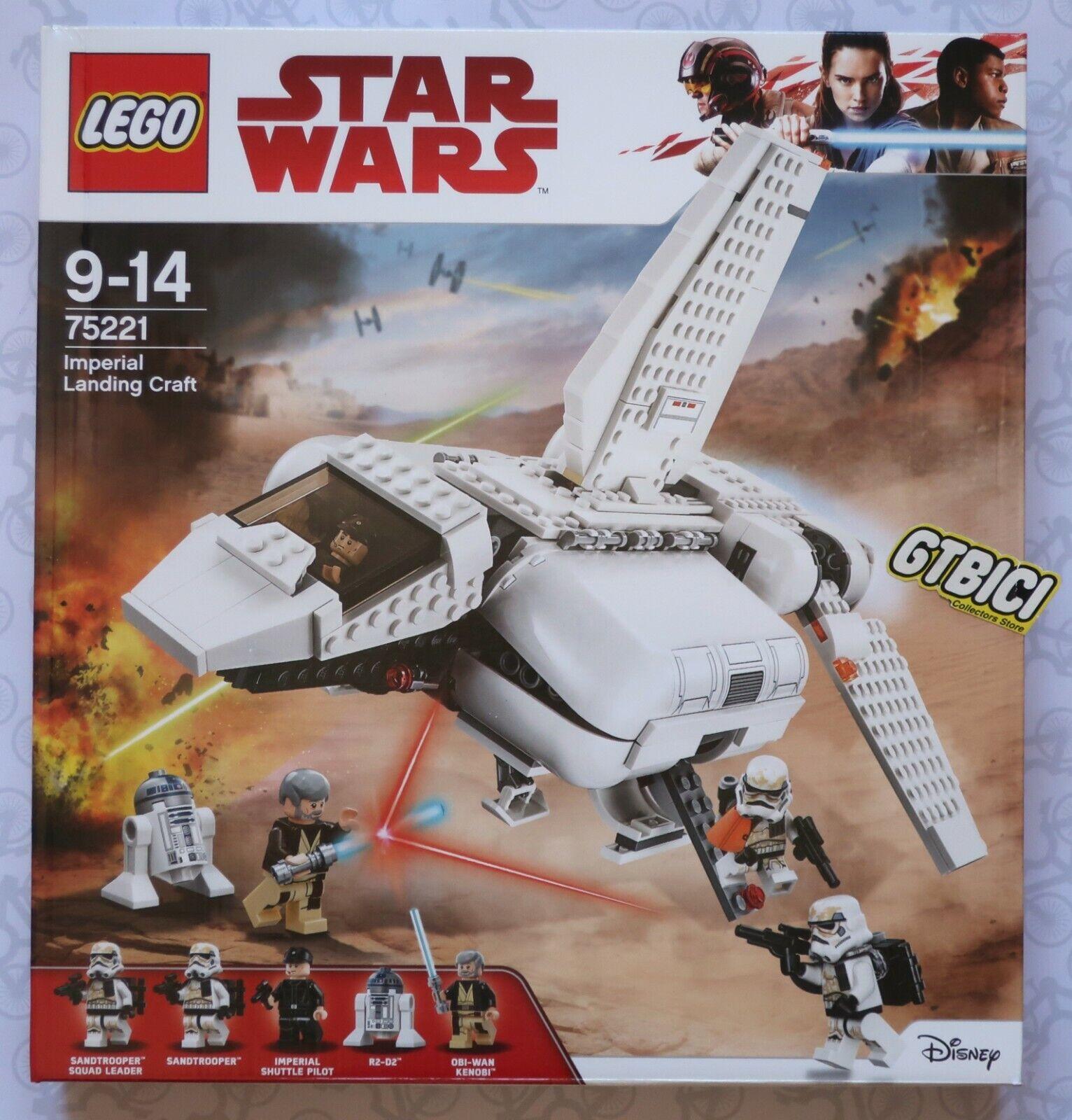 LEGO STAR WARS  `` IMPERIAL LANDING CRAF ´´  Ref 75221  NUEVO A ESTRENAR