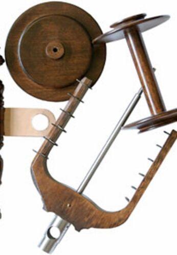 Kromski Polonaise Minstrel Symphony Jumbo Flyer Kit Clear Finish