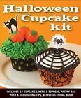 a Halloween Cupcake Kit by Juan Arache 9781441306388 (kit 2011)