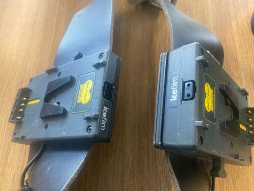 Potencia Hawkwoods Carrete Dual 26V V batería de bloqueo de cinturón Xlr D-tap