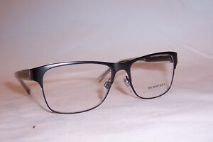 aed60affb6bc Image is loading NEW-BURBERRY-EYEGLASSES-BE-1289-1007-BLACK-55mm-