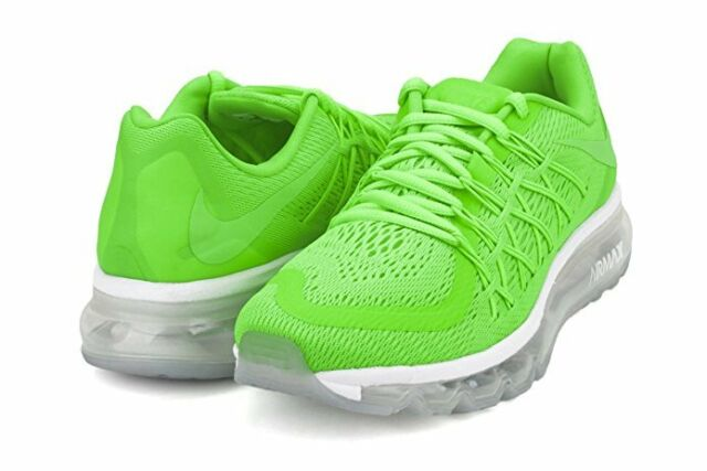 Nike Air Max+ 2015 (GS) Running Shoes Boy's Size 5.5 Women's Size 7