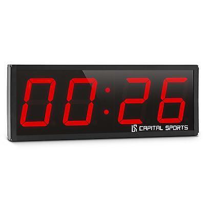 Klassische Zeitanzeige oder Stopuhr Sport Wettkampf Messung Capital Sports Timer