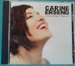 CD-Carine-Erseng-L-039-UFO-Tender-Best-Of-Ref-0469