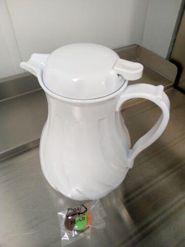 2ltr Insulated Beverage Server White