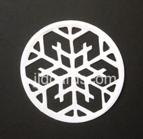 Cut In or Cut Out Range Britannia Dies Snowflake 1 251