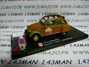 voiture-1-43-ELIGOR-Autoplus-CITROEN-2CV-n-12-SURF-australienne