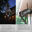thumbnail 4 - SEQURO GuardPro Wireless Security Camera System with 7 Inch Monitor Outdoor HD