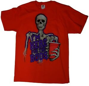 Halloween-Horror-T-Shirts-Novelty-Holiday-Party-Tees-YOU-PICK-FREE-SHIPPING