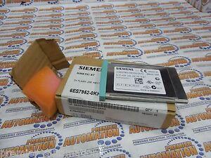 6ES7952-0KH00-0AA0-MEMORY-CARD-S7400LONG-VERS-5V-256KB