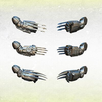 Acquista A Buon Mercato Legione Legionary Vibro Talons-right Arms (3) Bitz Kromlech Resin Krcb 147-mostra Il Titolo Originale Rafforzare L'Intero Sistema E Rafforzarlo