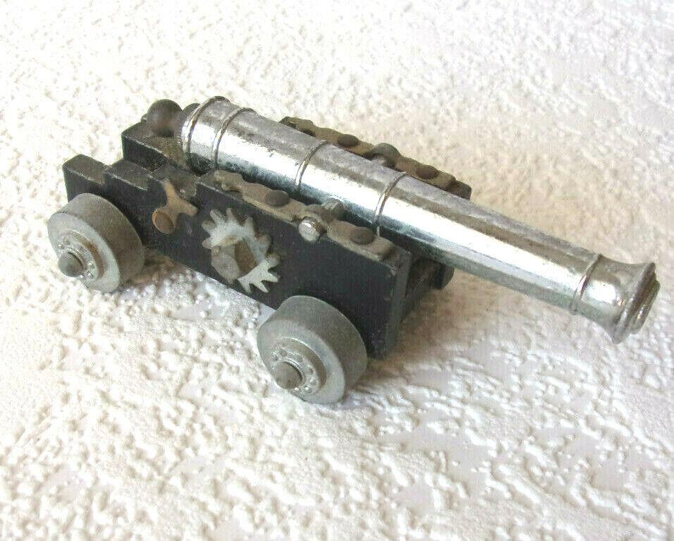Miniature  Replica canon en fonte d'aluminium Vintage-Made Italie  soutenir le commerce de gros