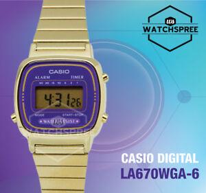 81d68a8c159a A imagem está carregando Relogio-Digital-Casio-LA670WGA-6D