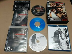 Metal Gear Solid 4: Guns of the Patriots -- Limited Edition Sony PlayStation 3