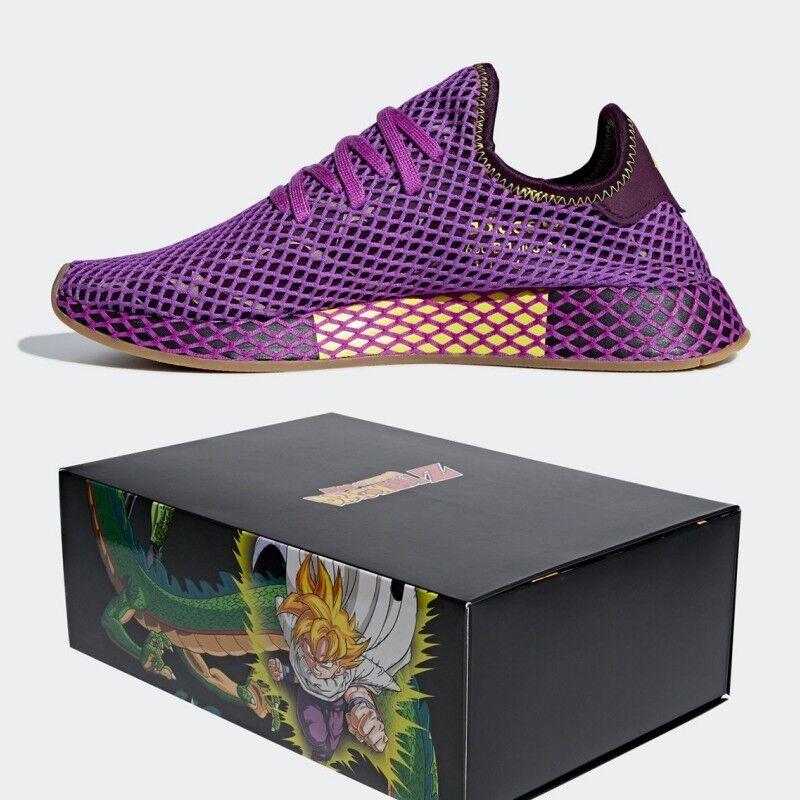 Adidas Originals DragonBallZ Deerupt Son Gohan's scarpe scarpe da ginnastica D97052 SZ 4-12