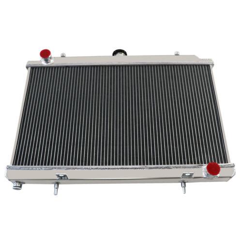 Ventilateur Shroud Relay pour Nissan 200sx s14 s15 sr20det Petrol 2.0 L 2 Row Refroidisseur
