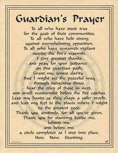 Guardian-039-s-Prayer-Parchment-Page-for-Book-of-Shadows-Altar