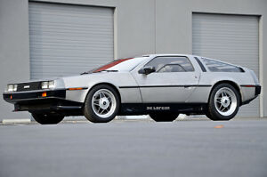 1981 Delorean DMC-12 With a 570HP Twin Turbo Buick V6 Only 36,897