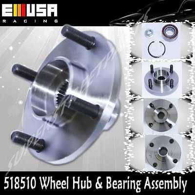 FRONT WHEEL HUB BEARING fit 2008-2011 Ford Focus S/SE/SES Coupe 2D 2.0L DOHC