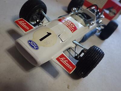 Graham Hill Brabham BT33 Ford 1:43 Spark 4338 Formel 1 GP Südafrika 1971