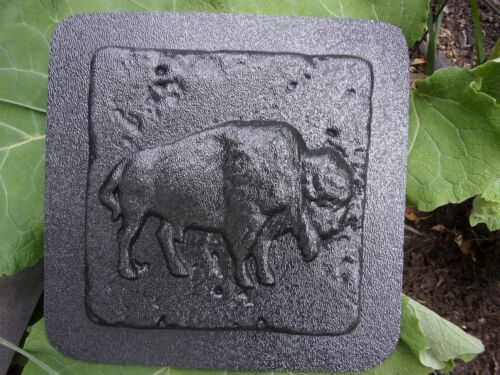 Buffalo plastic travertine tile mold plaster cement resin wax casting and more