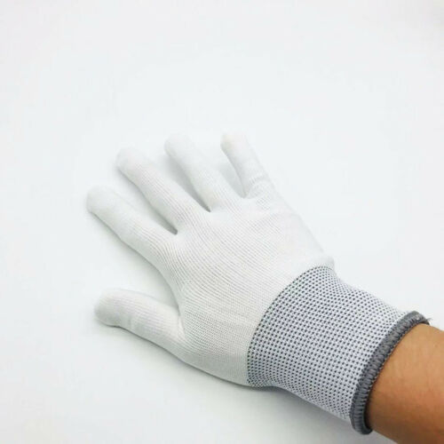 Professional Vinyl Film Wrap Kit Seamless Cotton Glove Anti-static Complex Curve
